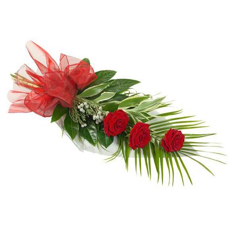 Букеты из дешевых цветов своими руками 89